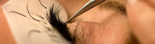 Eyelash extensions in the World
