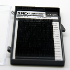 16 Lines 2HD Lashes® Mink Mix Palette  0.05; 0.07; 0.10; 0.20; 0.25