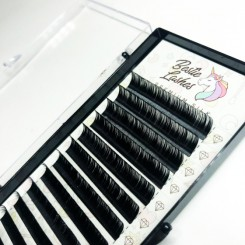 Silk Eyelashes Mix Bestie Lashes 0.07